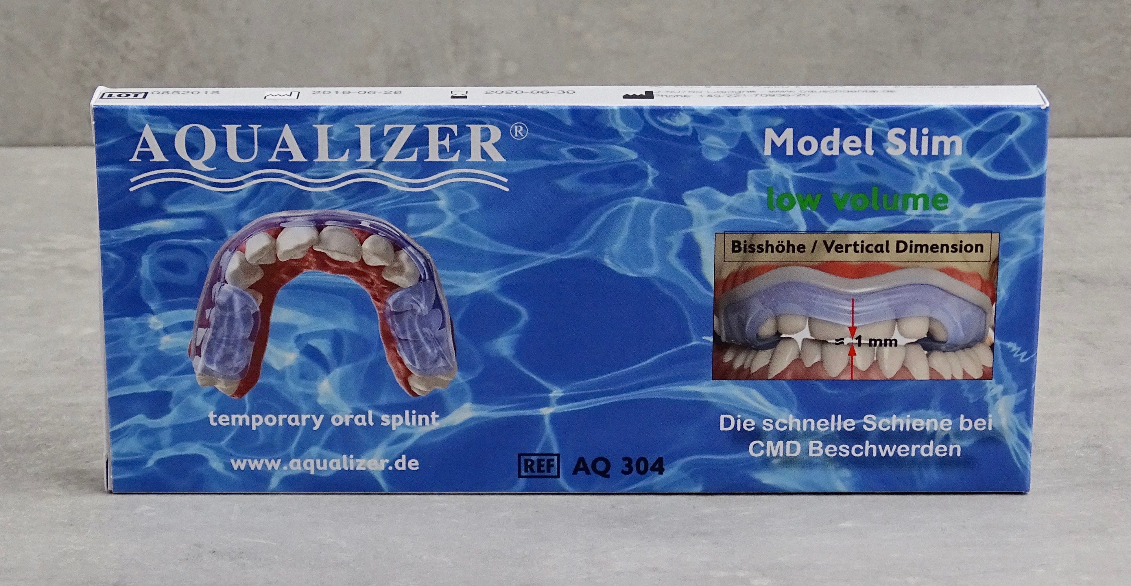 Aqualizer Slim Low AQ 304