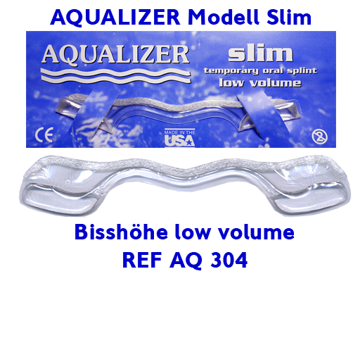AQUALIZER AQ 304 Slim Low