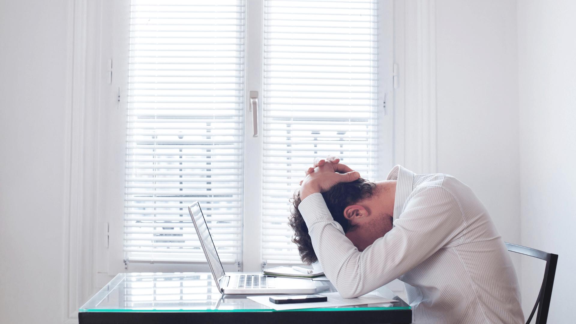 Ursachen des CMD Syndroms - Stress
