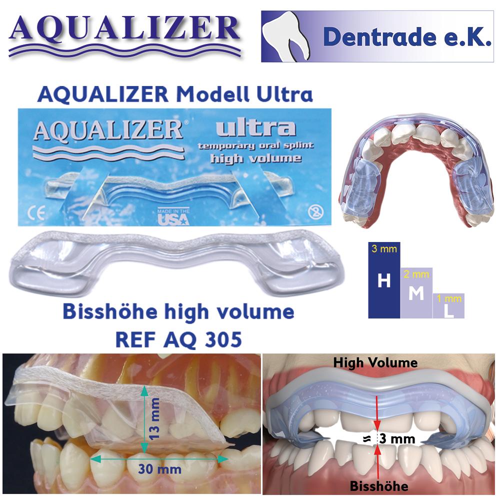 Aqualizer Ultra High AQ 305